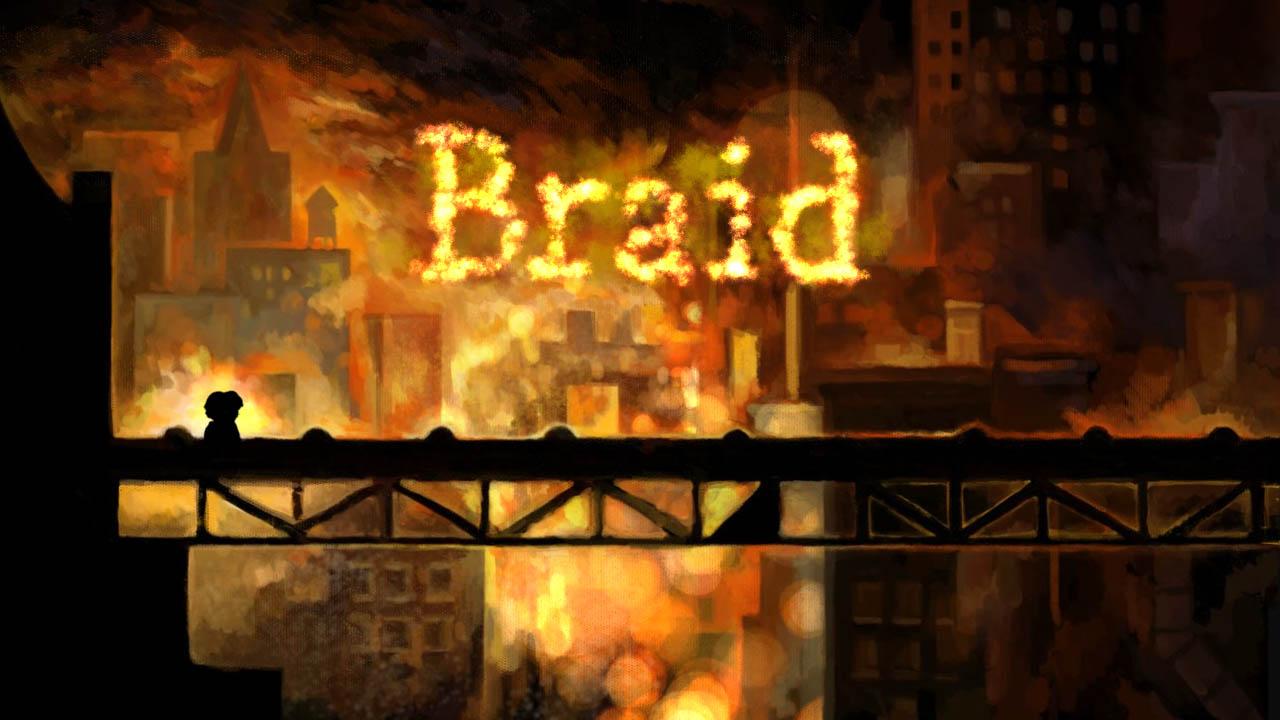 Als Xbox360 Besitzer muss man Braid gespielt haben!