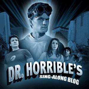 Dr. Horrible's Sing-Along Blog Cover