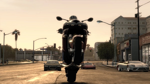 Midnight Club LA Screenshot