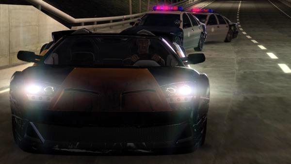 Midnight Club LA Screenshot