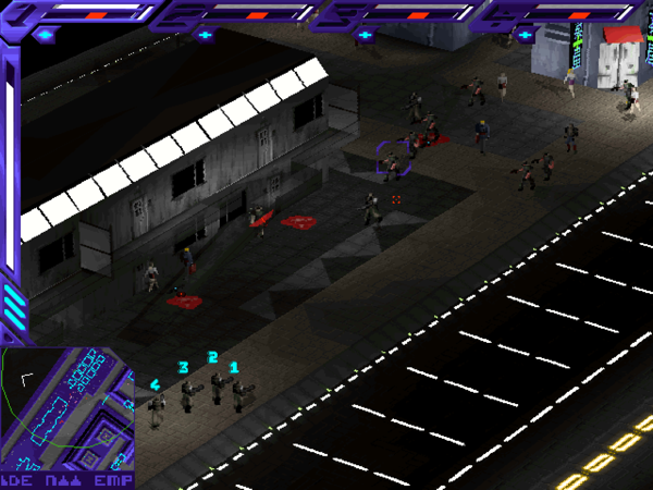 Syndicate Wars Screenshot