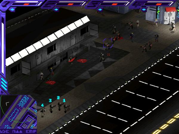 Syndicate Wars Screenshot